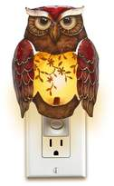 Deco Breeze Decor Owl Night Light