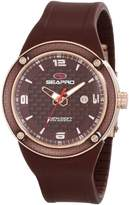 Seapro Men's SP2117 Diver Analog Watch