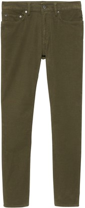 Banana Republic Skinny Brushed Traveler Pant