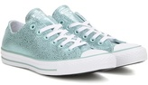 Converse Chuck Taylor All Star Stingray Ox Metallic Leather Sneakers