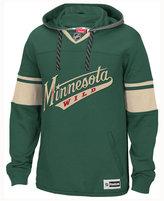 Reebok Men's Minnesota Wild Jersey Pullover Hoodie