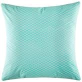 Kas Alva Aqua Euro Pillowcase