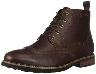 Nunn Bush Men Odell Wingtip Chukka Boot