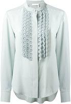 Chloé mandarin collar shirt