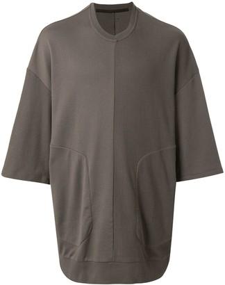 Julius oversized short-sleeve T-shirt