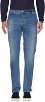 Dondup Denim pants - Item 42597354