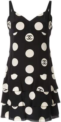 Chanel Pre-Owned 1997 Sleeveless One Piece Dress