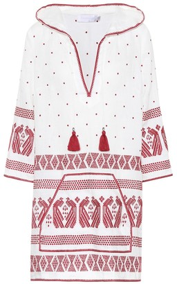 Zimmermann Exclusive to mytheresa.com a embroidered linen kaftan