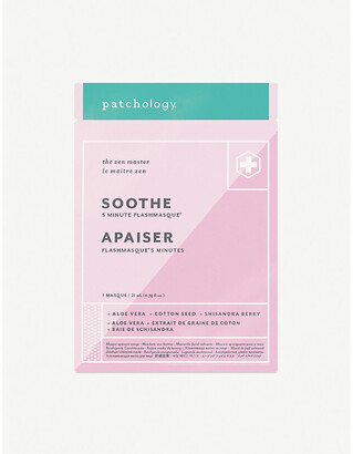 Patchology Flashmasque Soothe sheet mask 21ml