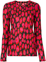 Proenza Schouler embroidered sweater - women - Cotton - XS