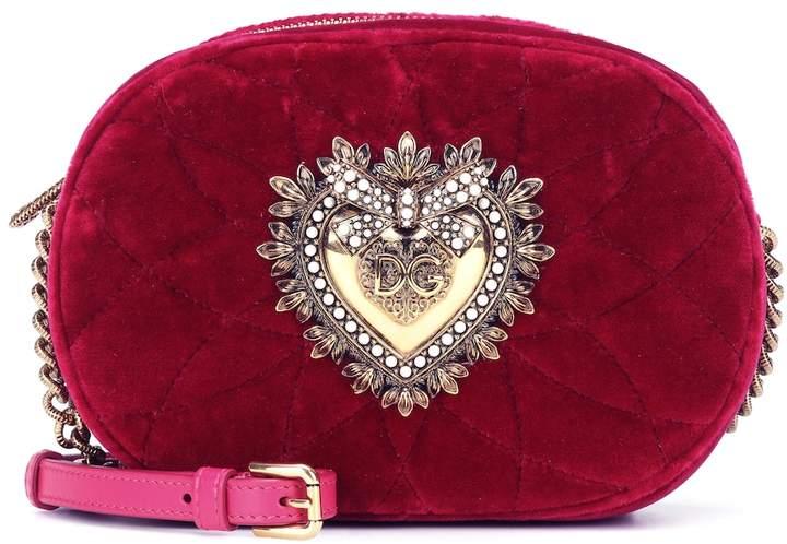 07c67f8cff1 Dolce & Gabbana Red Shoulder Bags - ShopStyle