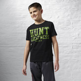 Reebok JJ Watt Hunt Greatness Tee - Grade School