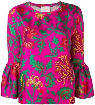 La DoubleJ Gemini blouse