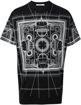 Givenchy printed T-shirt - men - Cotton - XS