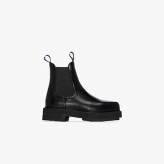 Eytys Ortega leather ankle boots