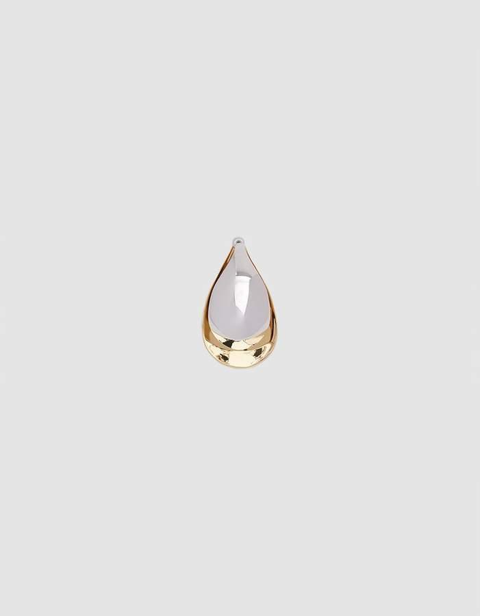 Charlotte Chesnais Single XL Petal Earring