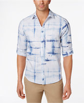 INC International Concepts Men's Crosshatch Shirt, Only at Macy's