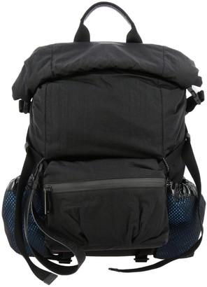 Bottega Veneta Nylon And Mesh Backpack
