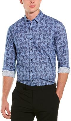 Robert Graham Merriweather Woven Shirt