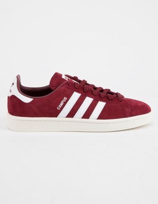 adidas Campus Burgundy Shoes