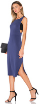 BCBGeneration Cocktail Fitted Midi Dress