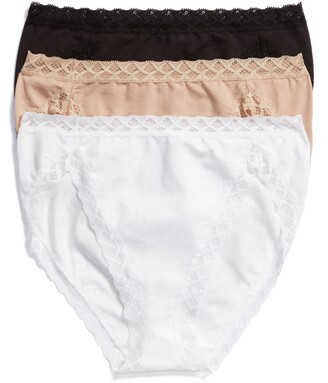 Natori 'Bliss' French Cut Briefs