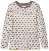 Sense Organics Boy's Felix Langarmshirt (Beidseitig Tragbar) Gots-Zertifiziert Pyjama Bottoms