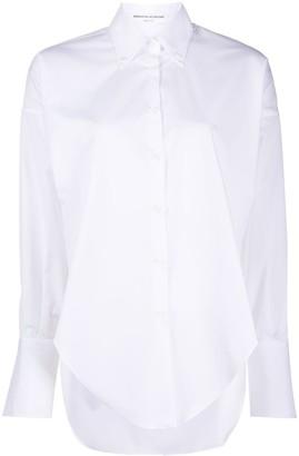 Ermanno Scervino Side Slits Shirt