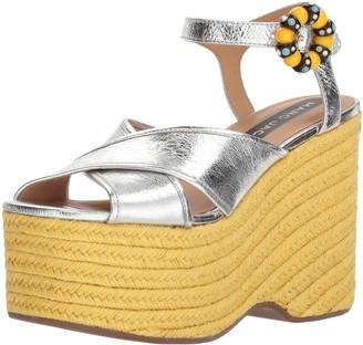 Marc Jacobs Women's Rowan Espadrille Wedge Sandal
