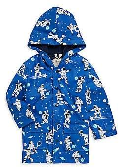 Hatley Little Boy's & Boy's Astronauts Raincoat