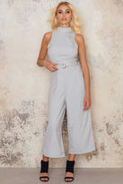 AX Paris High Necked Culotte Jumpsuit