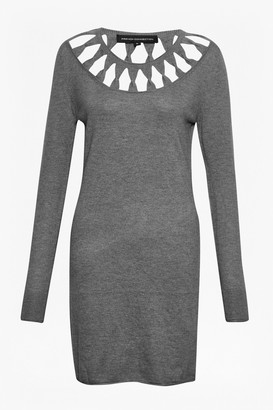 French Connection Emily Knit Jumper Dress