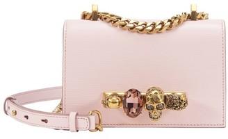 Alexander McQueen Jewelled Satchel mini bag