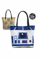 Loungefly Double-Sided Droid Tote