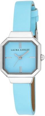 Laura Ashley Women's LA31004BL Analog Display Japanese Quartz Blue Watch