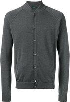 Zanone buttoned cardigan - men - Cotton - 56