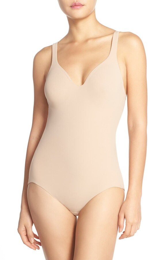 ceda6fa6f Bodysuit With Built-in Bra - ShopStyle