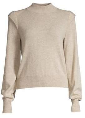 Joie Atilla Wool& Cashmere Turtleneck Sweater