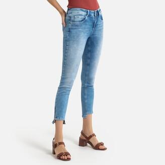 Freeman T. Porter Axelle S-SDM Slim Ankle Grazer Jeans