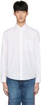 Stella McCartney White 'Nice One' Shirt
