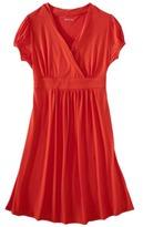 Merona Petites Short-Sleeve V-Neck Dress - Assorted Colors