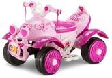 Pacific Cycle Disney Princess 6V Quad Ride-On