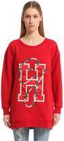 Tommy Hilfiger Oversized Sweatshirt Gigi Hadid