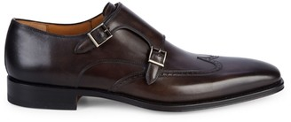 Magnanni Logan Leather Loafers