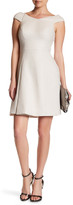 Yoana Baraschi Etoile Stretch Fit & Flare Dress