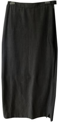 CNC Costume National Black Skirt for Women