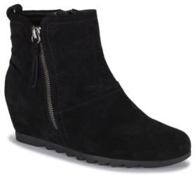 Bare Traps Baretraps Aveena Posture Plus Women's Wedge Bootie Women's Shoes