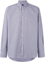 Etro printed shirt - men - Cotton - 41