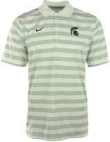 Nike Men's Michigan State Spartans Dri-FIT Preseason Polo Shirt