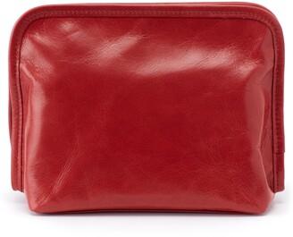 Hobo Beauty Leather Cosmetics Case